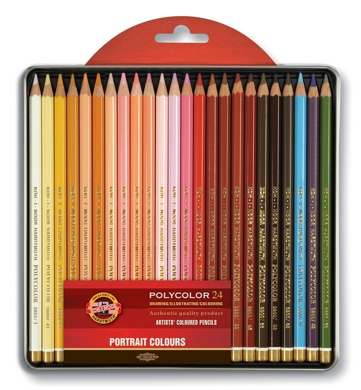 Kredki ołówkowe