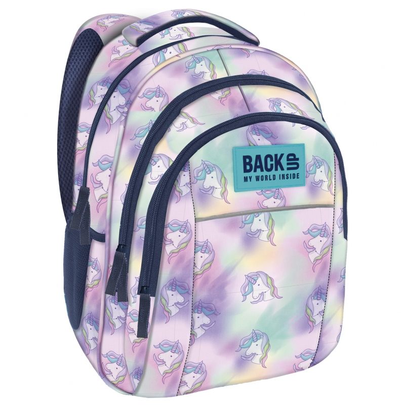 Plecaki szkolne dziewczęce