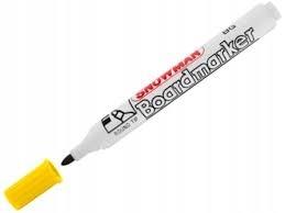 Marker suchościeralny żółty Snowman