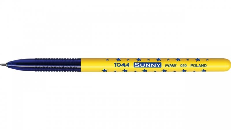 Długopis gwiazdki Sunny niebieski