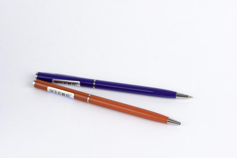 Długopis pstrykany metalowy 0822 Schemat