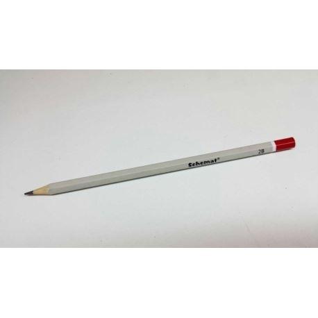 Ołówek techniczny 2B Schemat