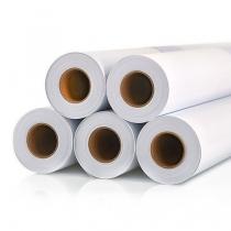 Papier w roli do plotera 594mm x 50m 80g