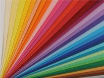 Brystol kolor kanarkowy A4 170g/m2 JOY Happy Color