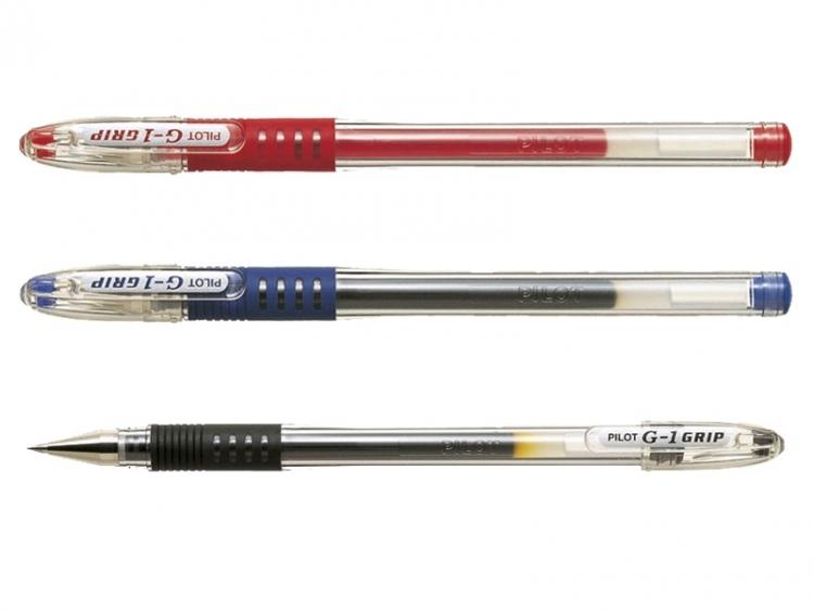 Długopis żelowy G-1 Grip 0,5mm PILOT