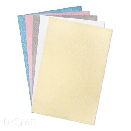 Filc poliestrowy A4 5 kol. zestaw Pastel Dalprint