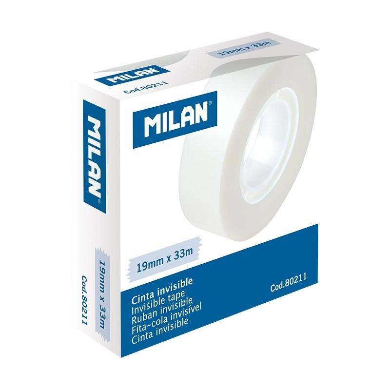 Taśma niewidoczna 19mmx33m Milan