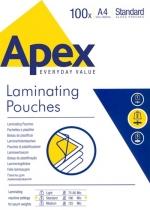 Folia do laminowania A4 100 mic Apex