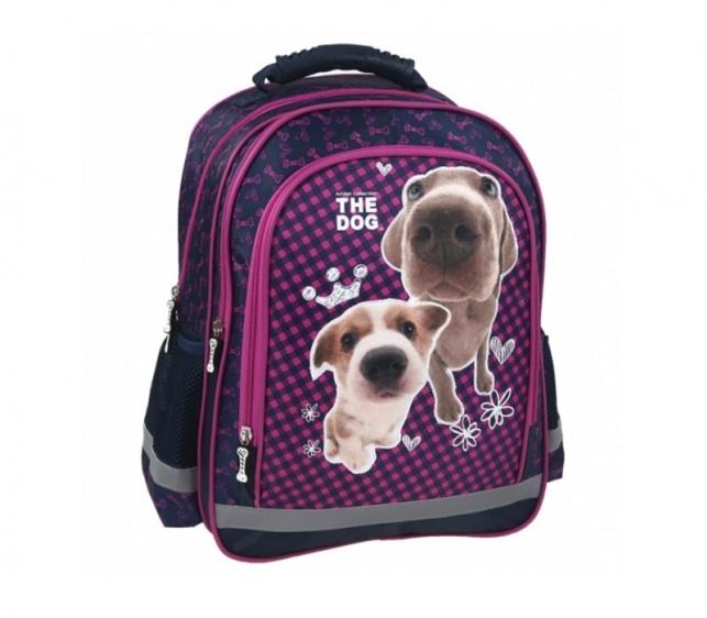 Plecak szkolny The Dog 15/32 Derform