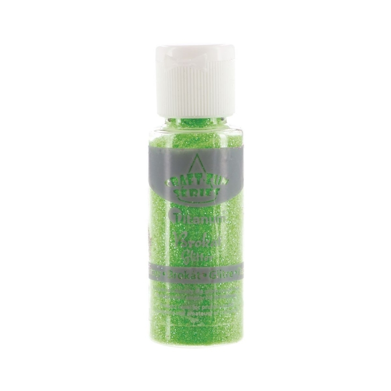 Brokat sypki neon zielony 20ml