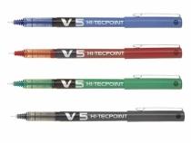 Pióro kulkowe z płynnym tuszem - Hi-Tecpoint V5 Pilot