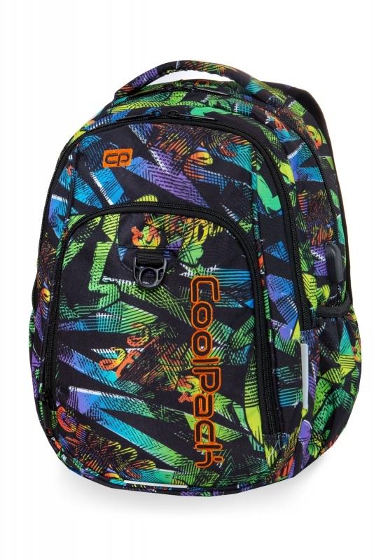 Plecak młodzieżowy Coolpack Strike L Grunge Time