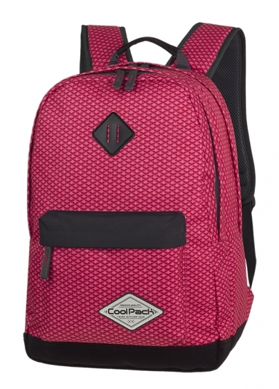Plecak młodzieżowy Coolpack Scout Coral Net A118