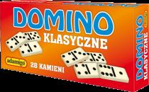 Domino klasyczne 28 kamieni Adamigo