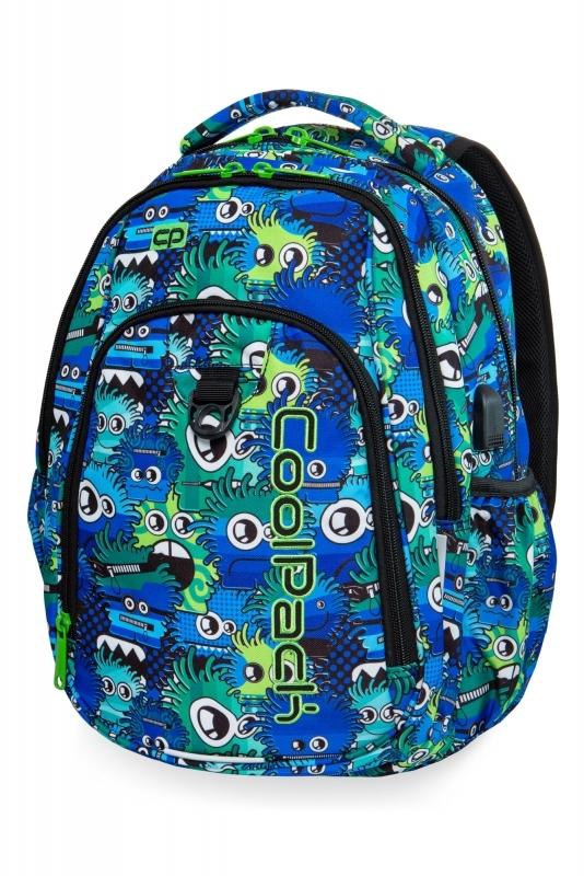 Plecak młodzieżowy Coolpack Strike L Wiggly Eyes B