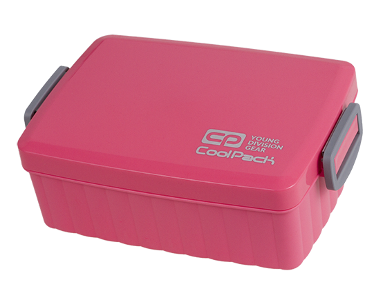 Śniadaniówka Coolpack Snack różowa