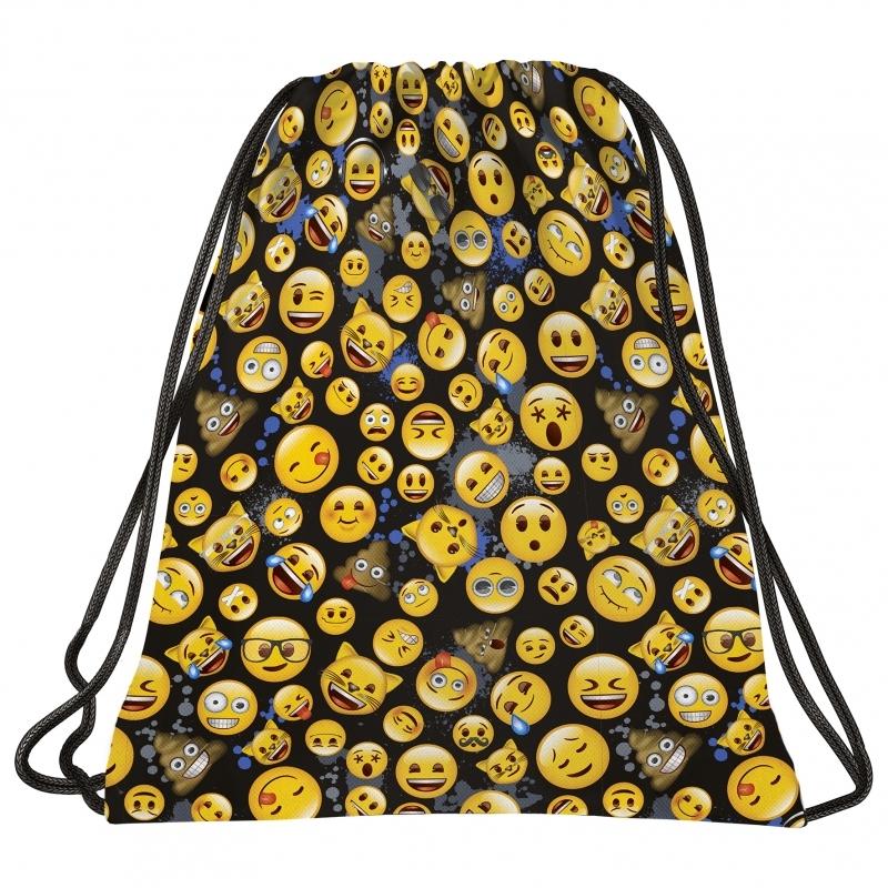 Worek na obuwie BackUP 3 A61 Emoji
