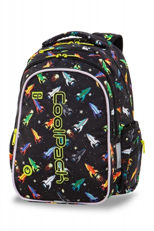 Plecak młodzieżowy Coolpack Joy M Rockets Led