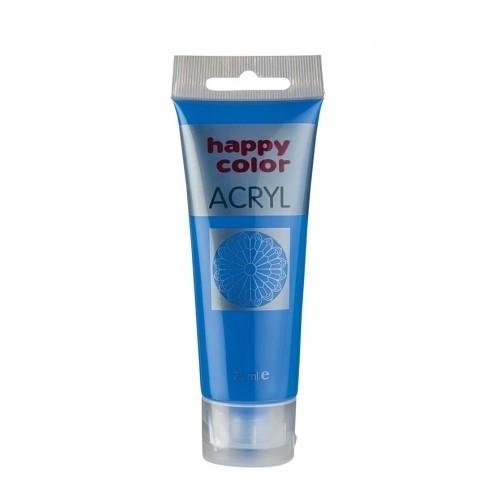 Farba akrylowa kobaltowy 75 ml Happy