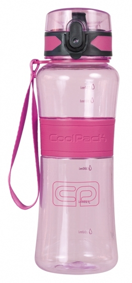 Bidon Tritanum Coolpack 550ml różowy
