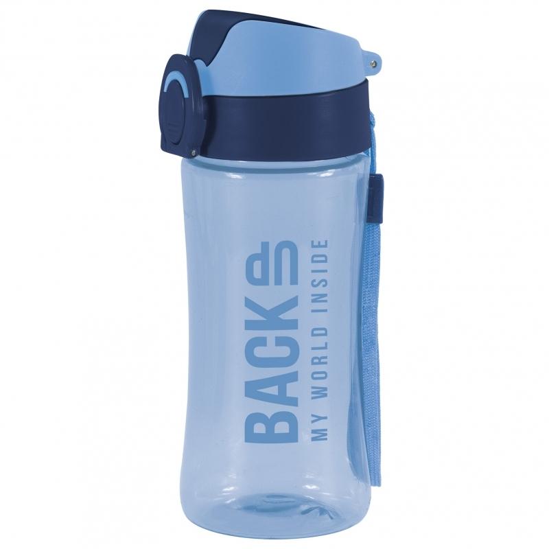 Bidon BackUp 400ml niebieski